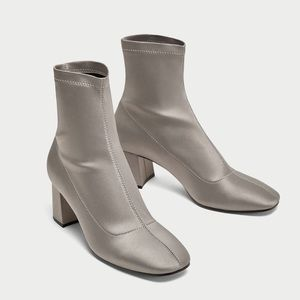 Zara Ankle Boots!
